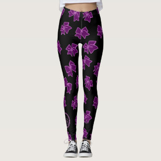 Legging Caneleiras do arco do elogio pelo boutique do