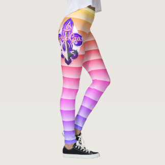 Legging Caneleiras do carnaval