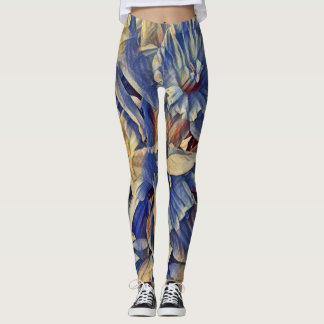 Legging Caneleiras do Daffodil