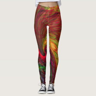 Legging Caneleiras do Fractal, Avalon