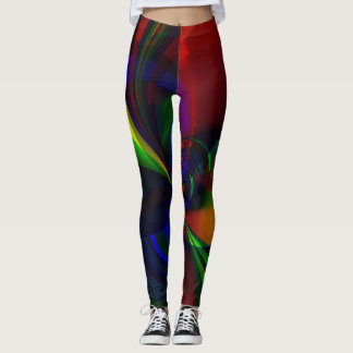 Legging Caneleiras do Fractal, Circleism