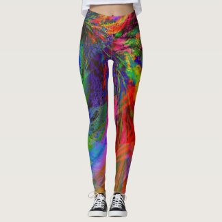 Legging Caneleiras do Fractal, Doppler