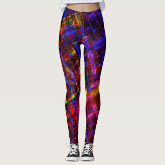 Legging Caneleiras do Fractal, F-RAM