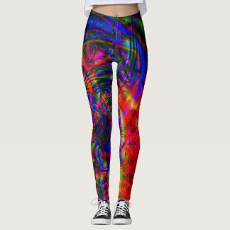 Legging Caneleiras do Fractal, FM