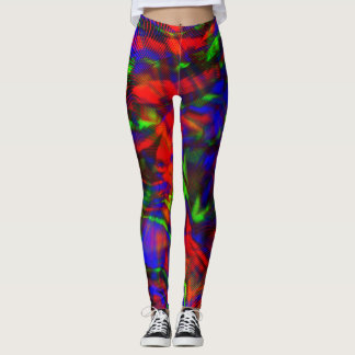Legging Caneleiras do Fractal, LDS