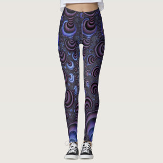Legging Caneleiras do Fractal, MRI