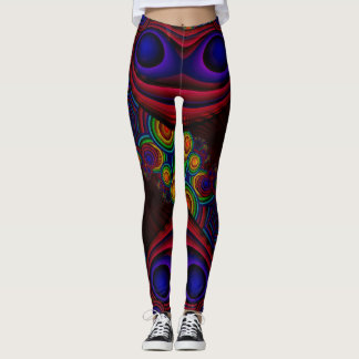 Legging Caneleiras do Fractal, Snopes