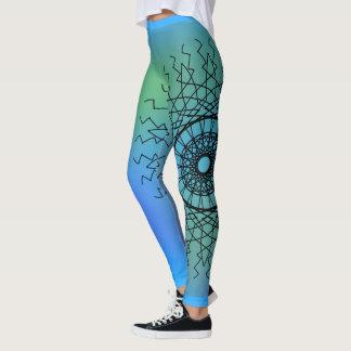 Legging Caneleiras do mar