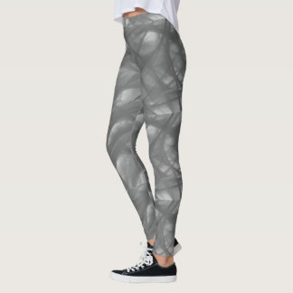 Legging Caneleiras do redemoinho das cinzas