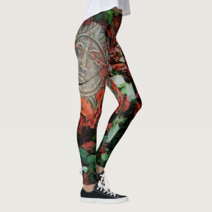 Legging Caneleiras do Sunburst