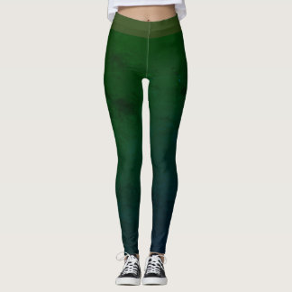 Legging Caneleiras do verde azul