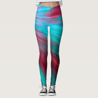 Legging Caneleiras do Wormhole