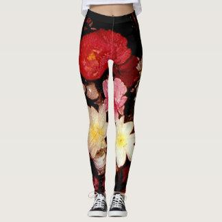 Legging Caneleiras florais