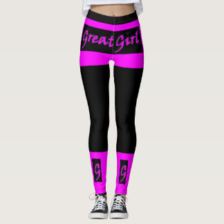 Legging Caneleiras Glam do desenhista do Gym