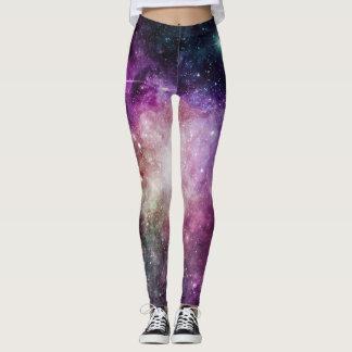 Legging Caneleiras Mystical da galáxia