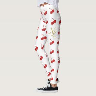Legging Caneleiras NL Cherry