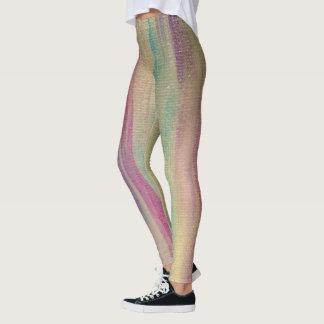 Legging Caneleiras Pastel
