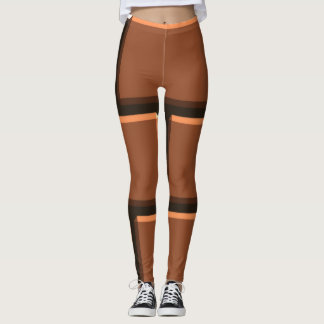 Legging Caneleiras super do tijolo de Mario