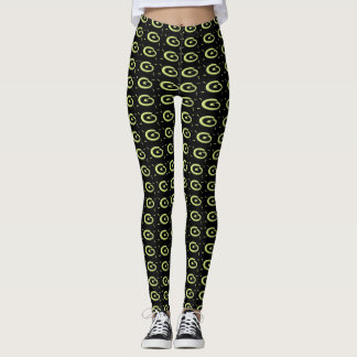 Legging Carvão vegetal Sun # 3