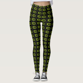 Legging Carvão vegetal Sun # 6