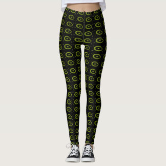 Legging Carvão vegetal Sun # 9