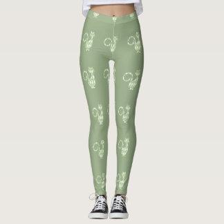 Legging Celadon---Preppies-Diamond-Cat's_ LEGGING'S_XS-XL