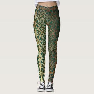 Legging Céltico verde