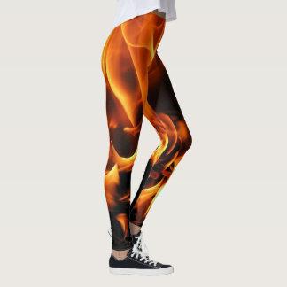 Legging chamas