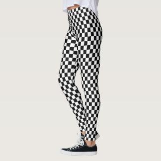 Legging Checkered
