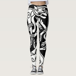 Legging Cobras celtas de Ireland