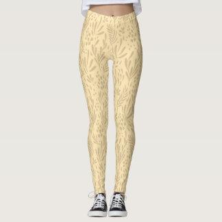 Legging Creme Pastel, caneleiras contemporâneas do design