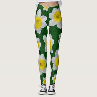Legging Daffodils do primavera