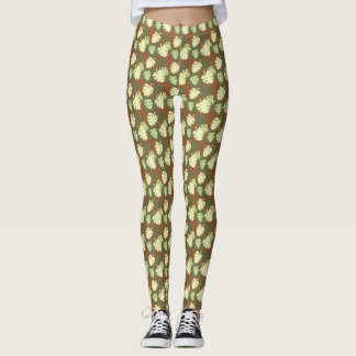 Legging Deliciosa de Monstera