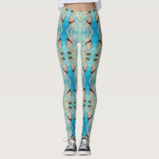 Legging Design original das caneleiras por Danuta