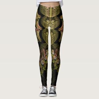 Legging Design Webbed do Fractal