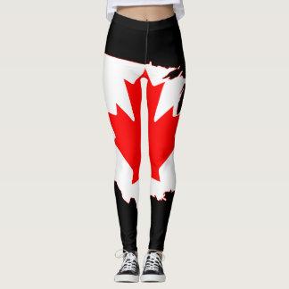 Legging Dia de Canadá