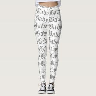Legging Divertimento na moda da forma bonito das