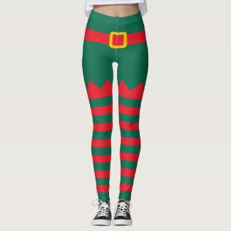 Legging Duende do Natal