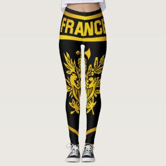Legging Emblema de France