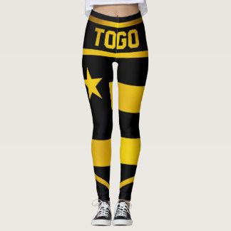 Legging Emblema de Togo