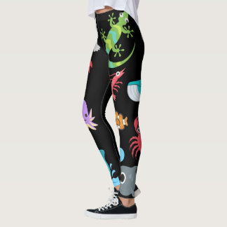 Legging Emojis animal bonito