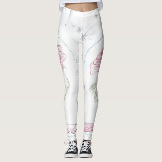 Legging Enchanted aumentou