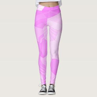 Legging Esmagamento cor-de-rosa!