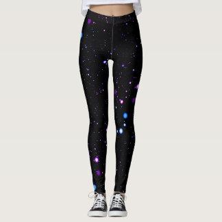 Legging Estrelas de néon