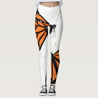 Legging Eu amo monarca!
