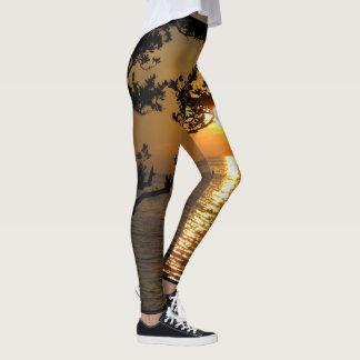 Legging Expresse-se em um legging. original