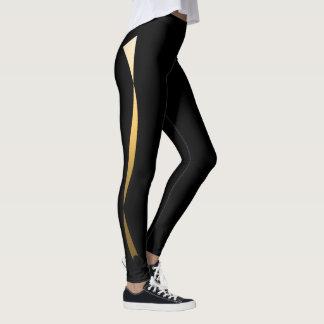 Legging Fita do ouro