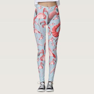 Legging Flamingo