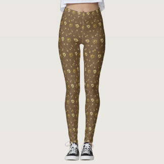 Legging Flor do Batik