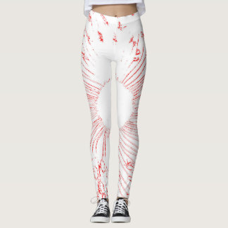 Legging flor do sol